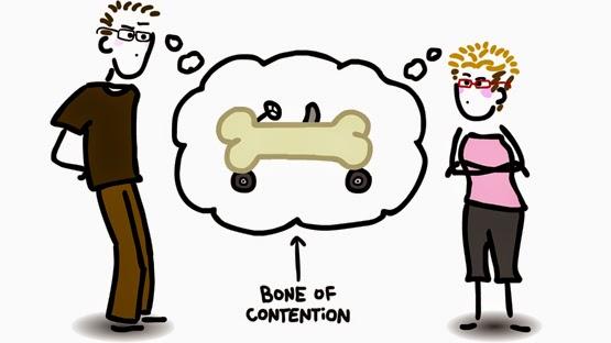 Bone of Contention